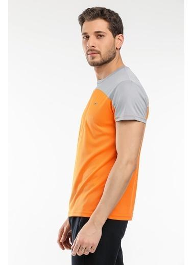 Slazenger Slazenger RESIST I Erkek T-Shirt  Gri
